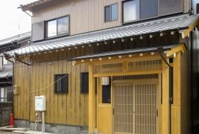 デザイン天井の家